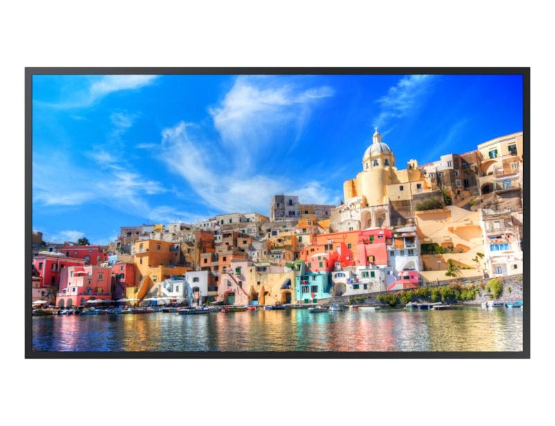 "Samsung LH75OMREBGB Digital signage flat panel 190.5 cm (75"") VA 4K Ultra HD Black Tizen"