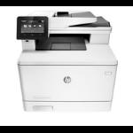 HP LaserJet Pro M477fnw Laser 27 ppm 600 x 600 DPI A4 Wi-Fi