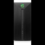 HP Pavilion Power 580-071na 3 GHz 7th gen Intel® Core™ i5 i5-7400 Black Mini Tower PC