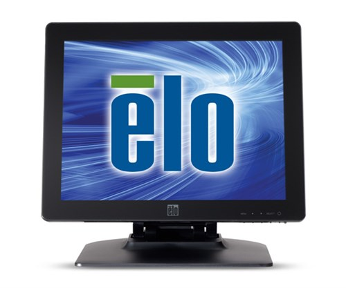 """Elo Touch Solution 1523L touch screen monitor 38.1 cm (15"""") 1024 x 768 pixels Black"""