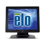 "Elo Touch Solution 1523L touch screen-monitor 38,1 cm (15"") 1024 x 768 Pixels Zwart"
