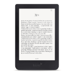 Tolino Shine 3 e-book reader Touchscreen 8 GB Black