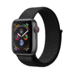 Apple Watch Series 4 smartwatch OLED Gray 4G GPS (satellite)