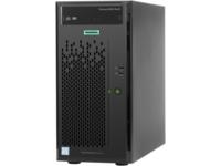 HP E ProLiant ML10 Gen9 Performance - Server - tower - 4U - 1-way - 1 x Xeon E3-1225V5 / 3.3 GHz - RAM