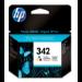HP 342 Original Cian, Magenta, Amarillo 1 pieza(s) Rendimiento estándar