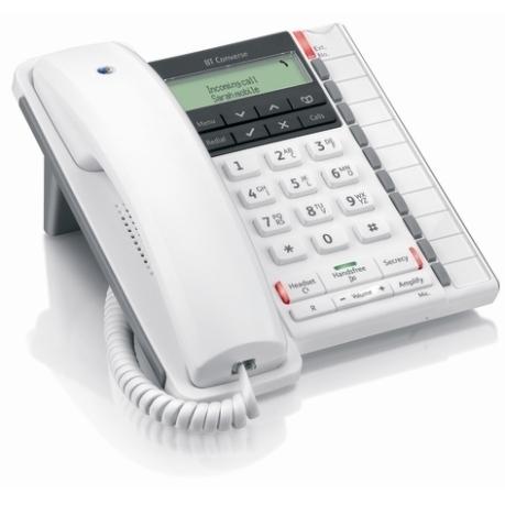 British Telecom Converse 2300 White