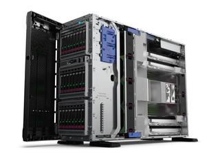 ProLiant ML350 Gen10 1p Xe 3104 - 8GB-R - S100i 4LFF NHP - 500W PS