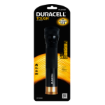 Duracell Tough Hand flashlight Black,Gold LED