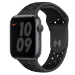 Apple Watch Series 6 Nike OLED 44 mm Gris 4G GPS (satélite)