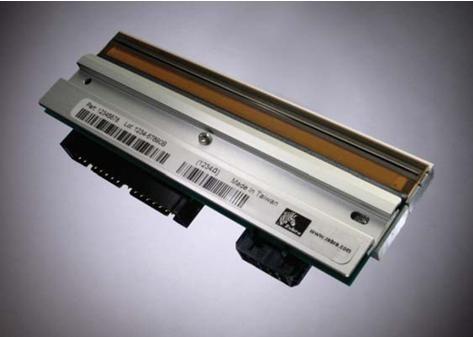 Zebra Kit Printhead 300 dpi RH cabeza de impresora