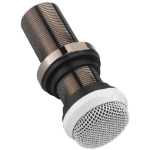 Monacor ECM-10/WS microphone Studio microphone Metallic