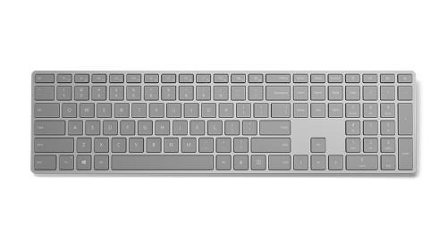 Microsoft EKZ-00005 keyboard Bluetooth Grey