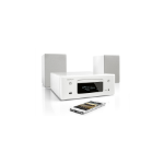 Denon CEOL N10 130 W White