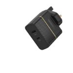 OtterBox UK Wall Charger 30W - USB C 18W + USB A 12W USB-PD, black