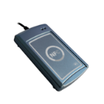 ACS ACR122S-PM Indoor RS-232 Black smart card reader