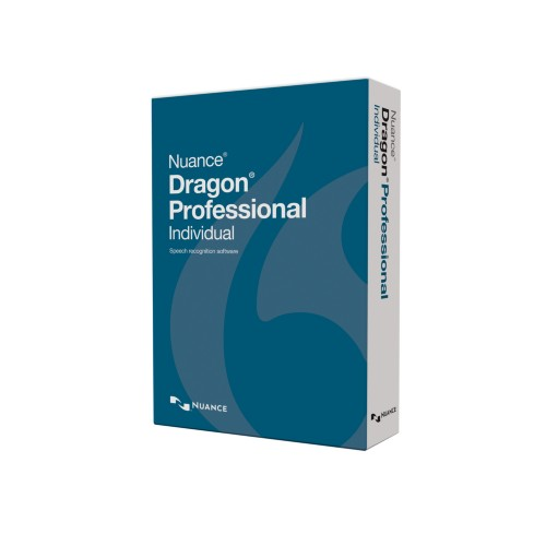 Nuance Dragon NaturallySpeaking Dragon Professional Individual 15