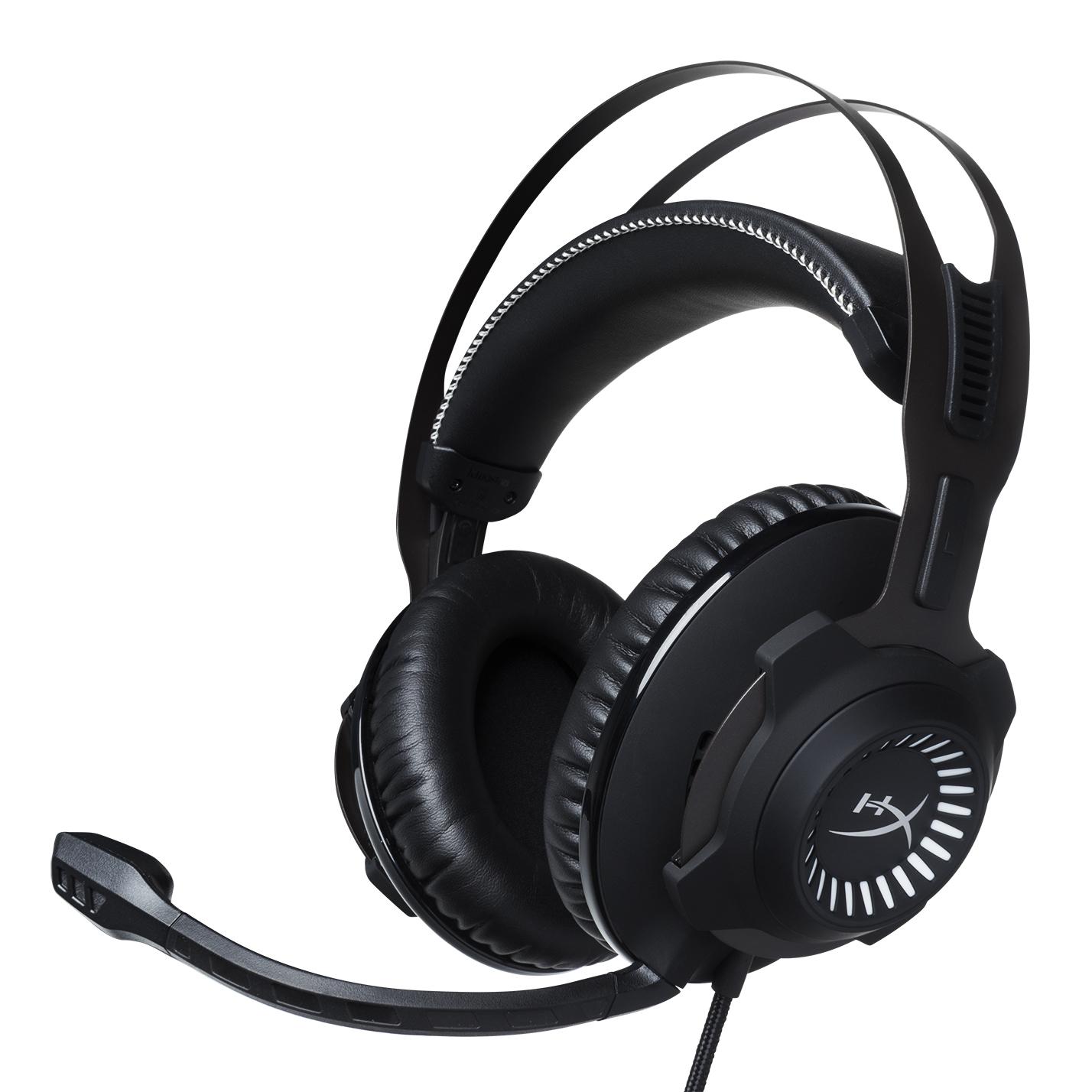 HyperX Cloud Revolver S Binaural Head-band Black headset