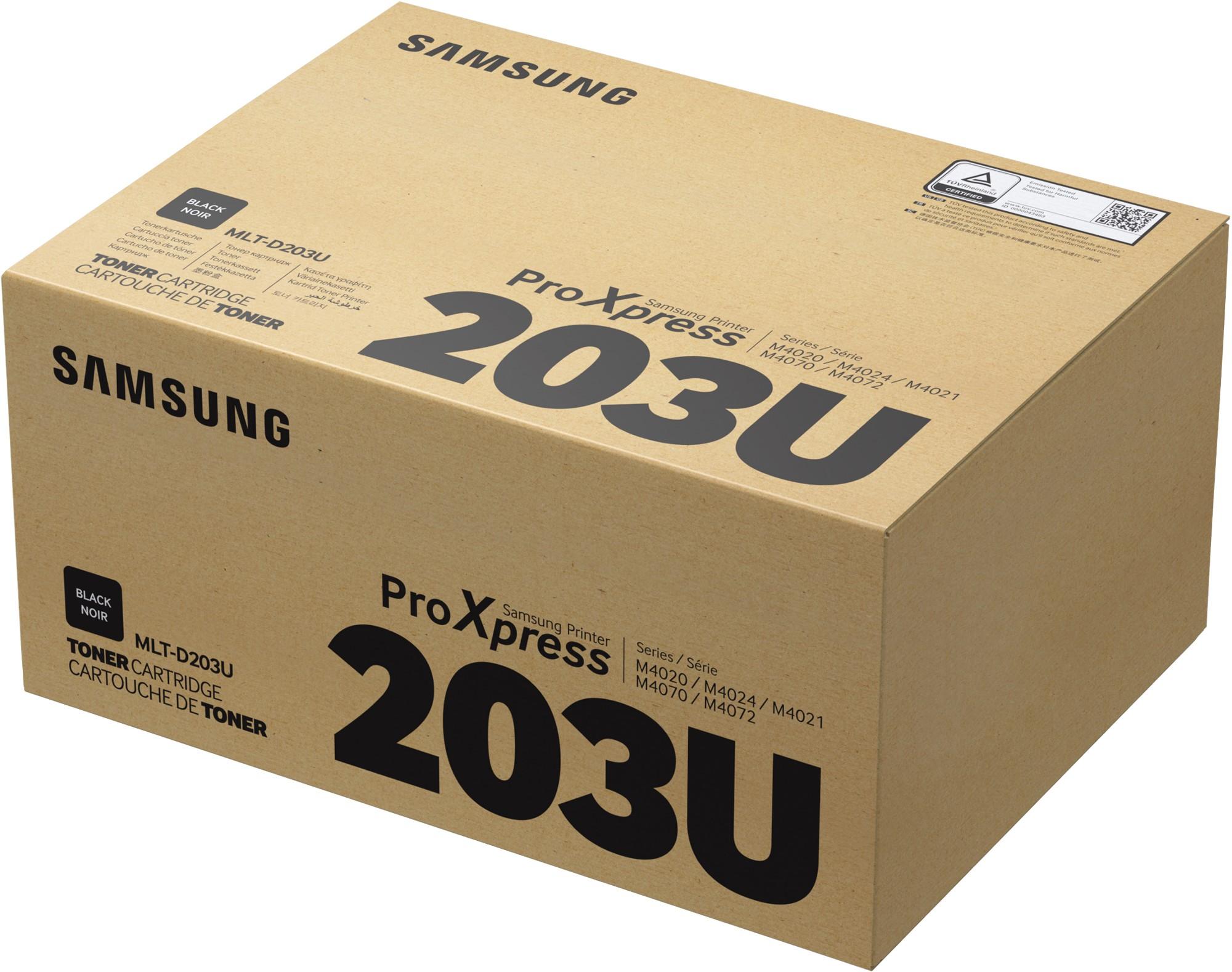 Samsung MLT-D203U Original Negro 1 pieza(s)