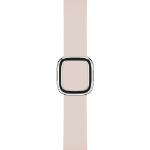 Apple Watch 38mm Modern Buckle Leather Band - Pink, Official by Apple, (MJ582ZM/A)