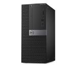 DELL OptiPlex 7050 3.6GHz i7-7700 Tower Black PC