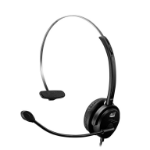 Adesso Xtream P1 Headset Head-band USB Type-A Black