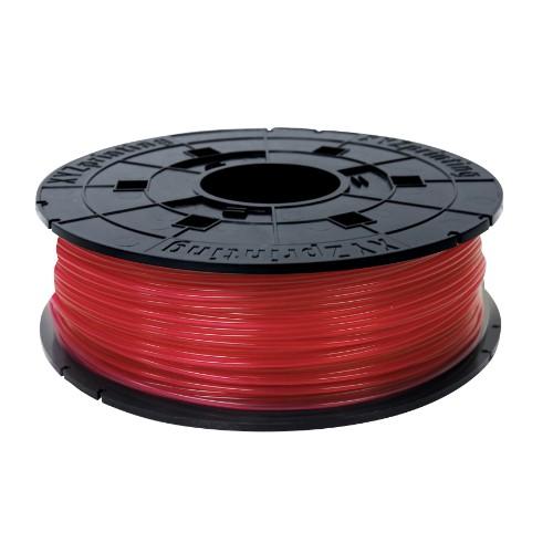 XYZprinting RFPLCXEU0JB Polylactic acid (PLA) Red 600 g