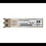 Hewlett Packard Enterprise X125 1G SFP LC LH70 1000Mbit/s SFP network transceiver module