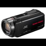 JVC GZ-R435BEK hand-held camcorder