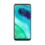 """Motorola moto g8 16.3 cm (6.4"""") Hybrid Dual SIM Android 10.0 4G USB Type-C 4 GB 64 GB 4000 mAh Blue"""