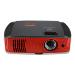 Acer Predator Z650 data projector 2200 ANSI lumens DLP 1080p (1920x1080) Desktop projector Black,Red