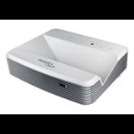 Optoma EH319USTi Desktop projector 3500ANSI lumens DLP 1080p (1920x1080) 3D Grey,White data projector