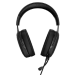 Corsair HS50 Binaural Head-band Black, Carbon headset