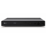 LG BP255 Blu-Ray player Black, Grey DVD/Blu-Ray player