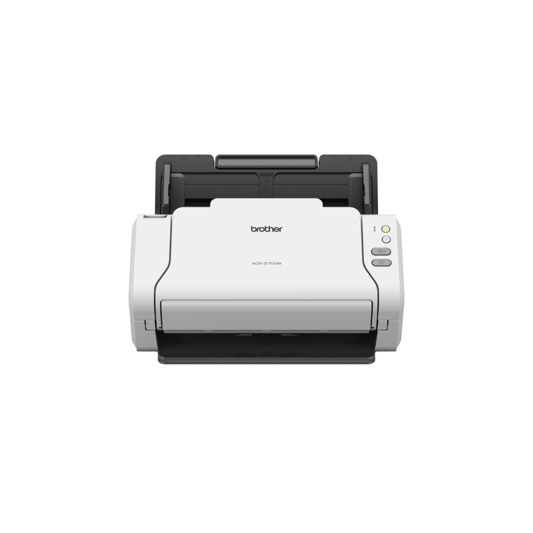 Ads-2700w - Desktop Document Scanner - A4 - USB / Ethernet / Wi-Fi