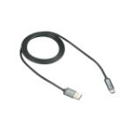 Canyon CNS-USBC6DG USB cable 1 m USB 2.0 USB C USB A Grey