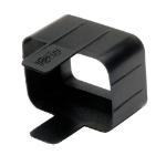 Tripp Lite PLC19BK Plug-Lock Inserts (C20 power cord to C19 outlet), Black, 100 pack
