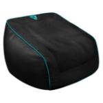 ThunderX3 DB5 Consoles Bean Bag - Black/Cyan