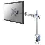Newstar FPMA-D935 Flat panel Tischhalter 76,2 cm (30 Zoll) Silber