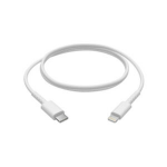 Kit ESDC-LC-1MWH mobile phone cable White 1 m USB C Lightning