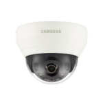 Samsung QND-7010R IP security camera Indoor Dome Ivory 2720 x 1536pixels surveillance camera