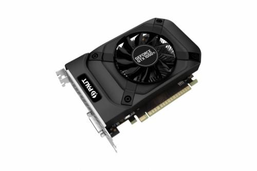 Palit NE5105T018G1F graphics card NVIDIA GeForce GTX 1050 Ti 4 GB GDDR5