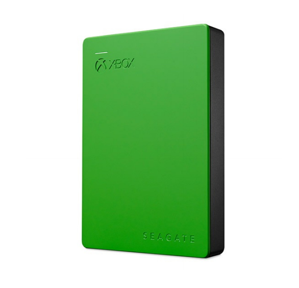 Seagate Game Drive For Xbox Portable 4TB external hard drive 4000 GB Black, Green