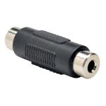 Tripp Lite 3.5mm Mini Stereo Audio Coupler (F/F)