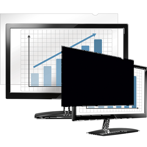 """Fellowes 4816901 24"""" Monitor Frameless display privacy filter"""