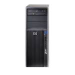 HP Z Z400 3.2GHz W3565 Minitower Black Workstation