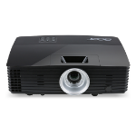 Acer Essential P1385WB Desktop projector 3400ANSI lumens DLP WXGA (1280x800) Black data projector