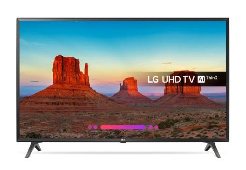 "LG 43UK6300PLB LED TV 109.2 cm (43"") 4K Ultra HD Smart TV Wi-Fi Grey"