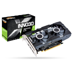 Inno3D Gaming OC N16502-04D5X-1510VA25 graphics card GeForce GTX 1650 4 GB GDDR5