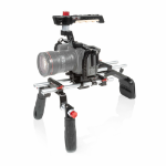 SHAPE BM4KSMOF camera rig Aluminium,Wood Black, Red, Silver, Wood