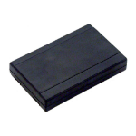 2-Power Digital Camera Battery 3.6v 700mAh rechargeable battery